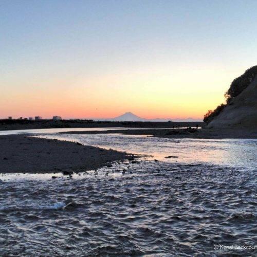 Fishing Alaska Deep Creek