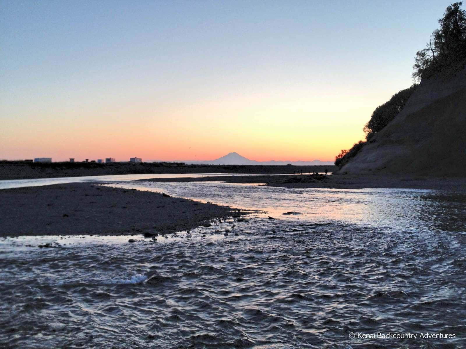 Deep creek fishing kenai backcountry adventures for Deep sea fishing bay area