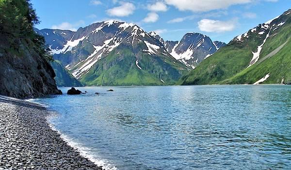 Kenai Fjords National Park Kenai Backcountry Adventures