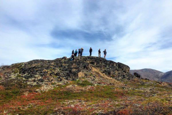 Alpine Hiking Kenai National Wildlife Refuge