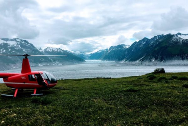 EPIC ALASKA HELI-BACKPACKING ADVENTURE