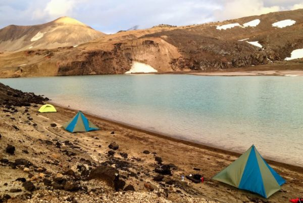 Alaska Backpacking Adventures