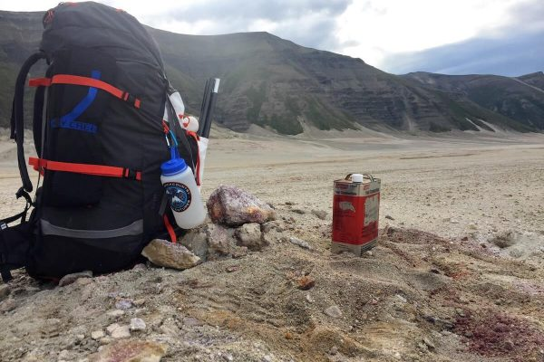 Backpacking Katmai National Park Valley of Ten Thousands Smokes