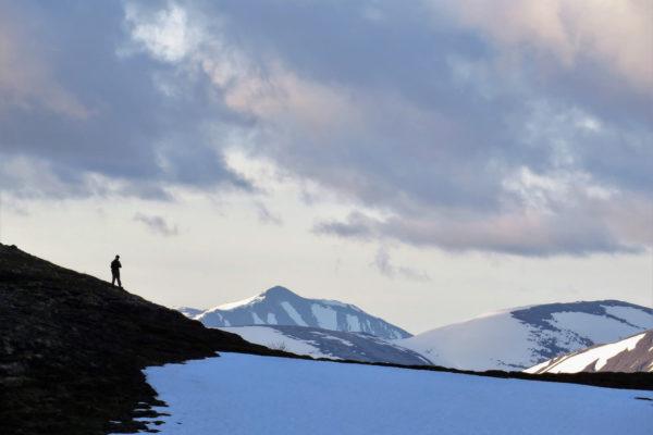 Kenai Mountains and Glaciers Alaska Backpacking-112