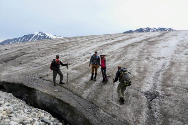 Kenai Mountains and Glaciers Alaska Backpacking-117
