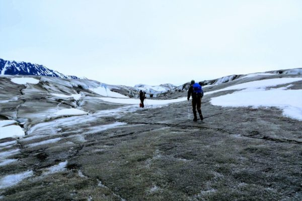 Kenai Mountains and Glaciers Alaska Backpacking-120