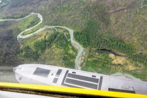 Kenai Mountains and Glaciers Alaska Backpacking-126