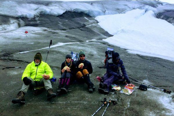 Kenai Mountains and Glaciers Alaska Backpacking-127