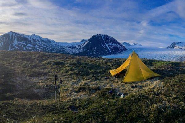 Kenai Mountains and Glaciers Alaska Backpacking-134