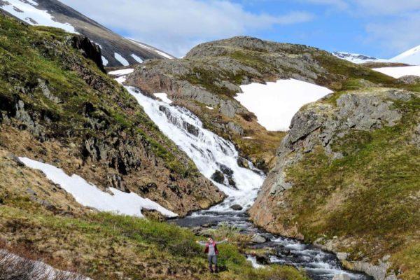 Kenai Mountains and Glaciers Alaska Backpacking