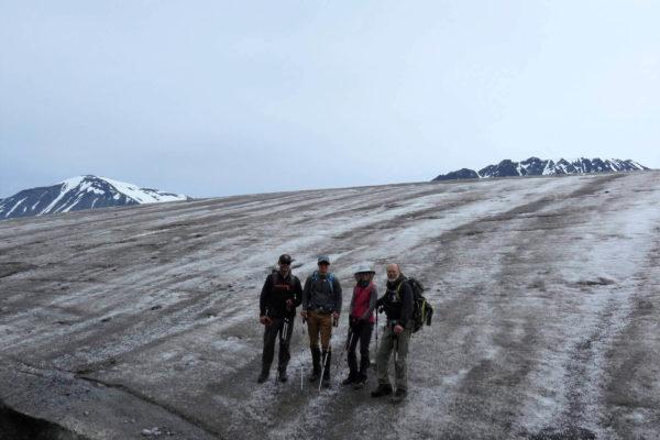 Kenai Mountains and Glaciers Alaska - Glacier Hiking