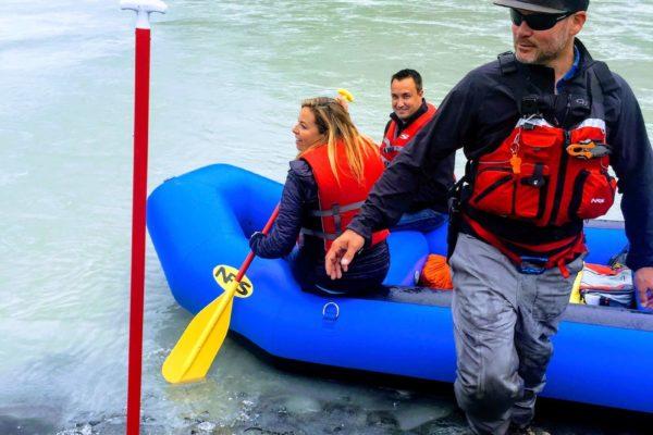 Heli-Rafting Adventure Alaska