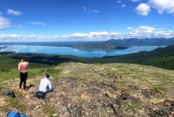 Seward to Skilak Lake Backcountry Trip