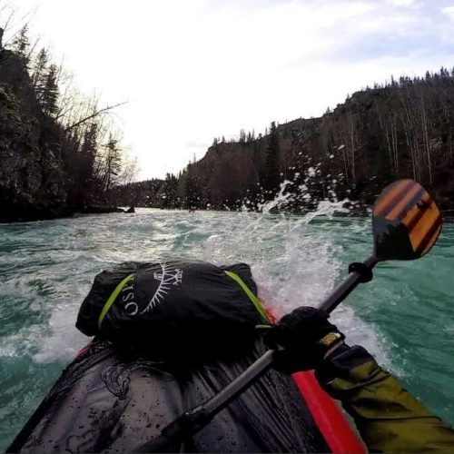 MULTI-DAY ALASKA PACKRAFTING INSTRUCTION COURSE