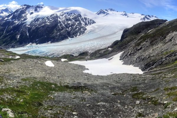Kenai Fjords Glacier Base Camp
