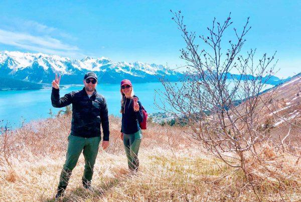Seward Wilderness Hiking - Kenai Backcountry Adventures
