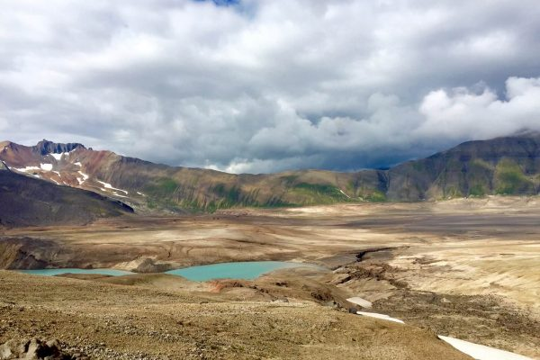 Valley of Ten Thousand Smokes Katmai National Park