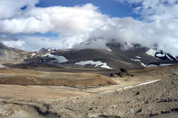 Valley of Ten Thousand Smokes Katmai National Park Pano