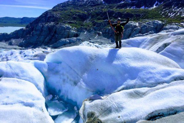 ALASKA GLACIER TREKKING BASE CAMP-2