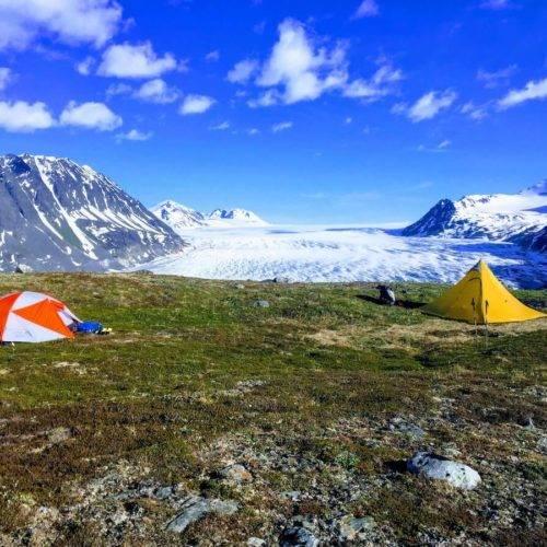 Alaska Backpacking Adventures - Kenai Backcountry Adventures