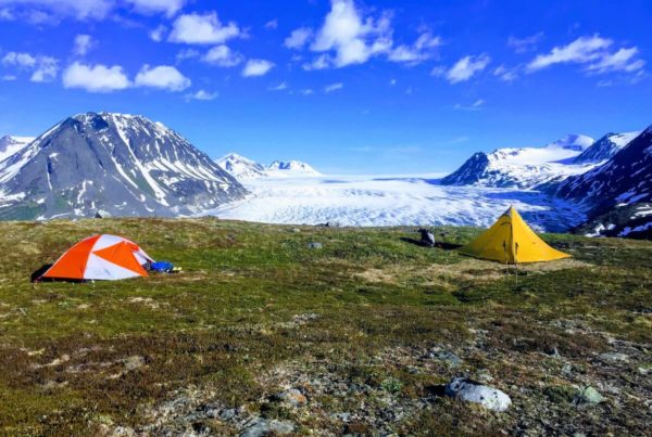 Alaska Backpacking Adventures - Kenai Backcountry Adventures