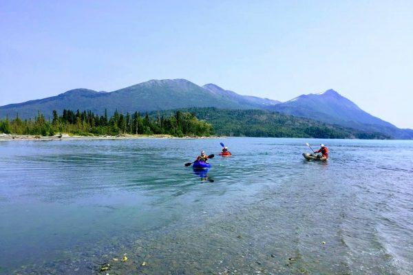 Alaska Packraft Adventures - Kenai Backcountry Adventures