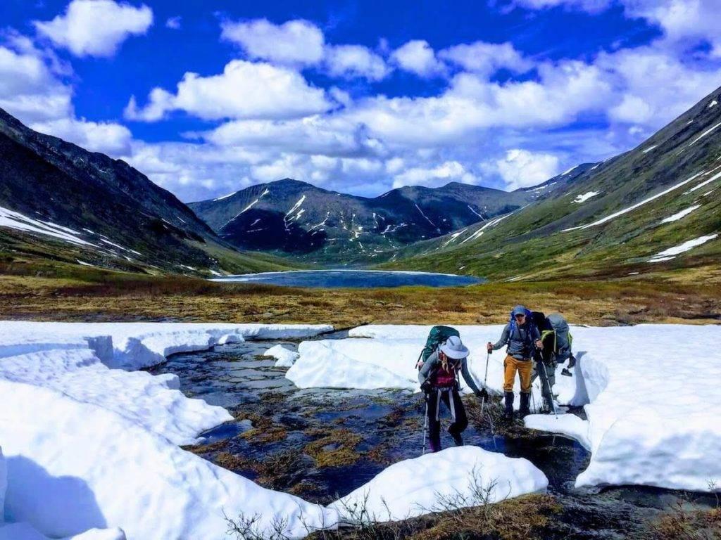 Kenai Mountains and Glaciers Alaska Backpacking-122 copy