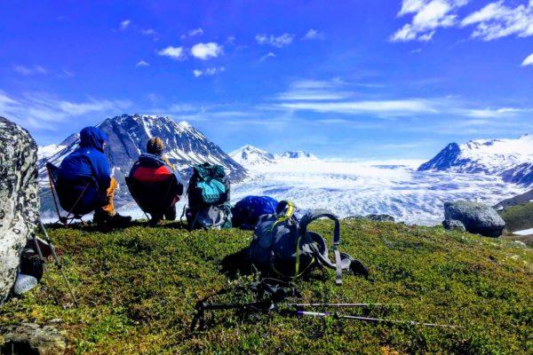 Kenai Mountains and Glaciers Alaska Backpacking-123