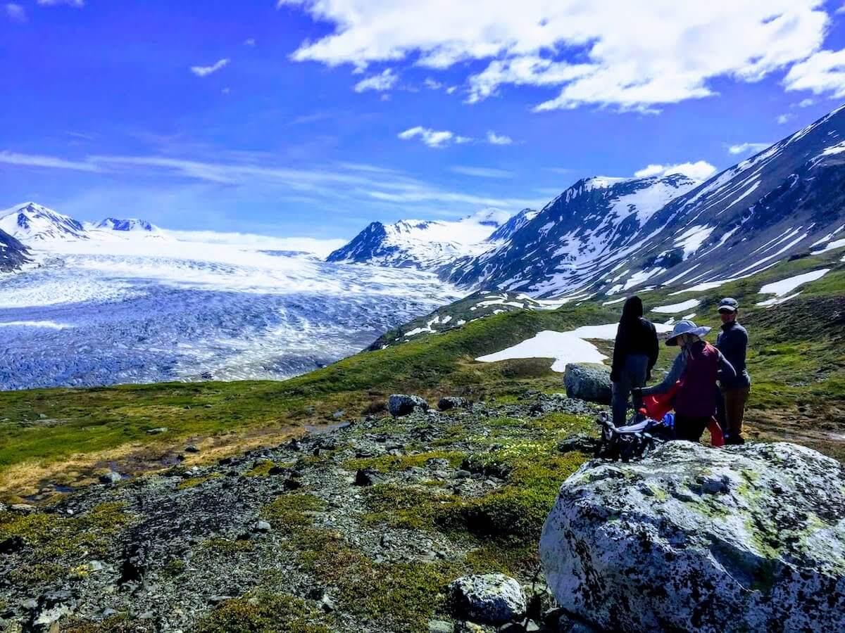 Kenai Mountains and Glaciers Alaska Backpacking-133 copy