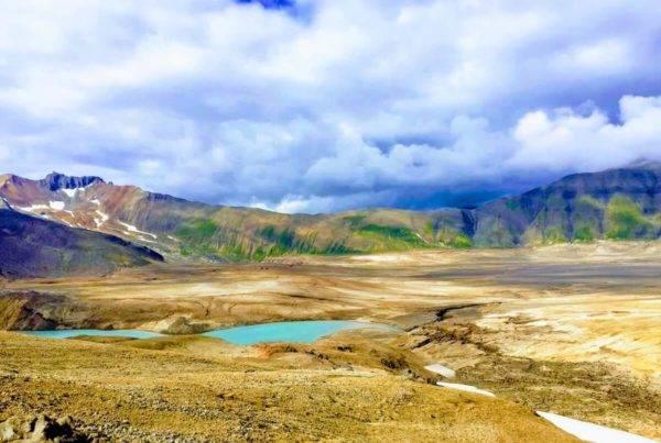 Valley of Ten Thousand Smokes Katmai National Park