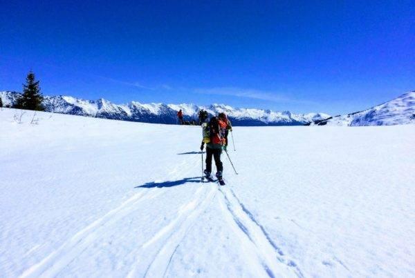 ALASKA BACKCOUNTRY SKIING & SPLITBOARING