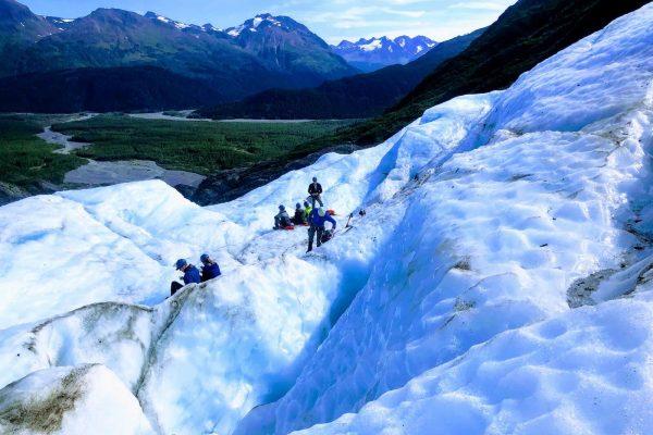 Exit Glacier Ice Hiking Adventure Kenai Fjords National Park-1