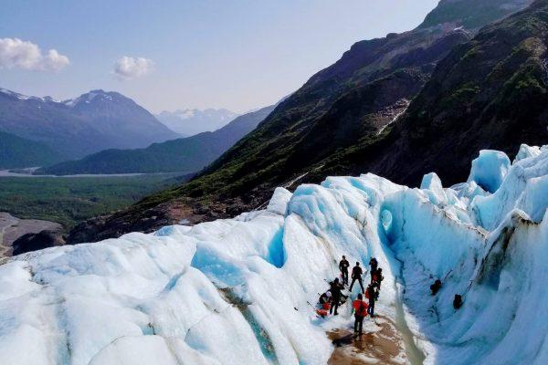 Exit Glacier Ice Hiking Adventure Kenai Fjords National Park-27