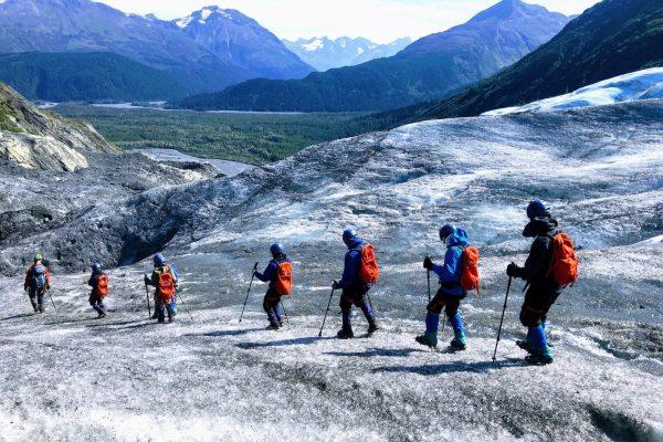 Exit Glacier Ice Hiking Adventure Kenai Fjords National Park-4