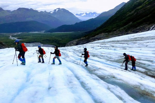 Exit Glacier Ice Hiking Adventure Kenai Fjords National Park-41