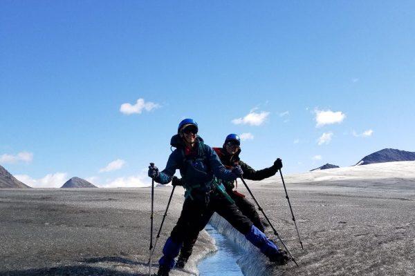 Ice Hiking Adventure Alaska 1