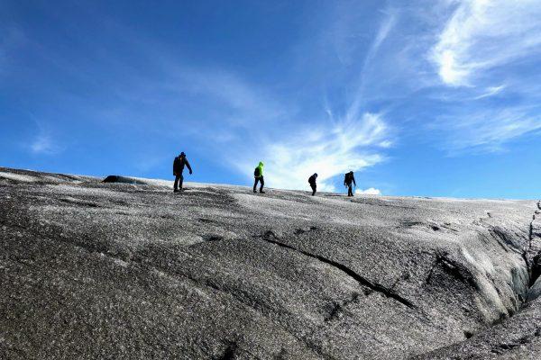 Ice Hiking Adventure Alaska 10