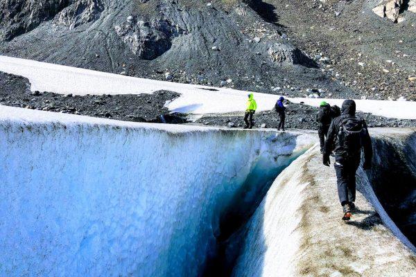 Ice Hiking Adventure Alaska 11