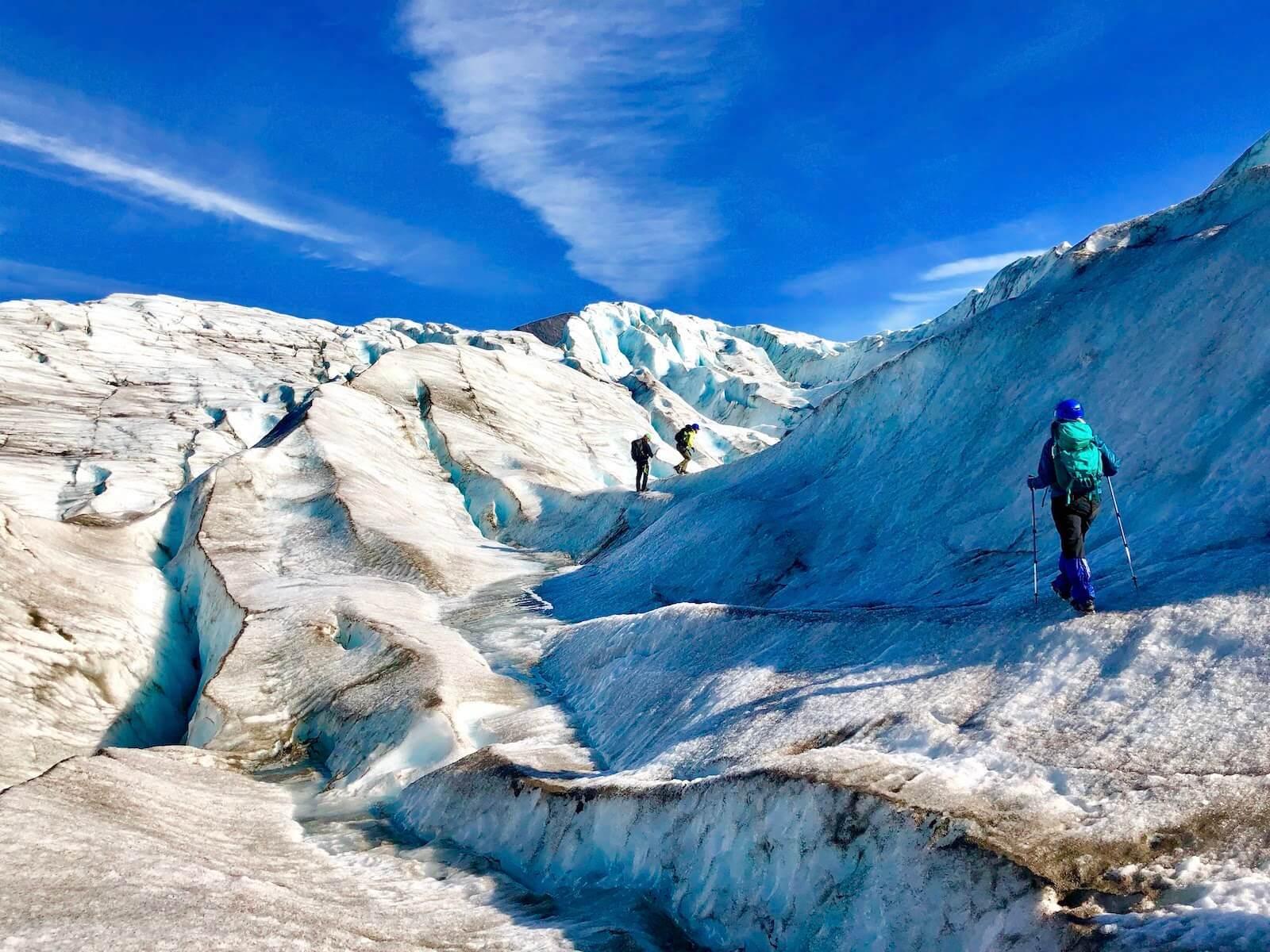Exit Glacier Ice Hiking Adventure