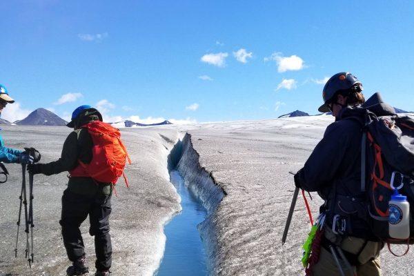 Ice Hiking Adventure Alaska 4