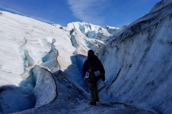 Ice Hiking Adventure Alaska 6