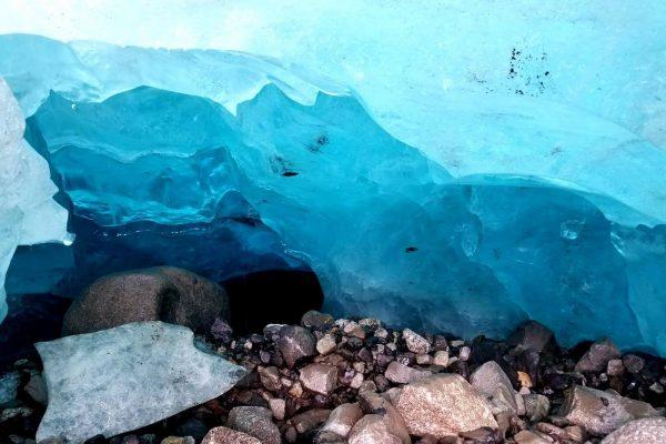 Ice Hiking Adventure Alaska