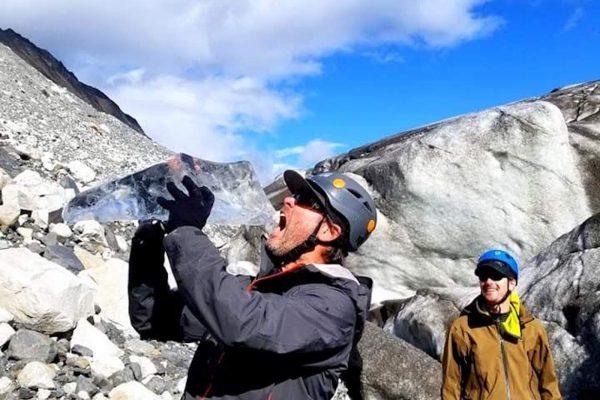 Ice Hiking Adventure Alaska 7