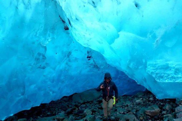 Ice Hiking Adventure Alaska 8