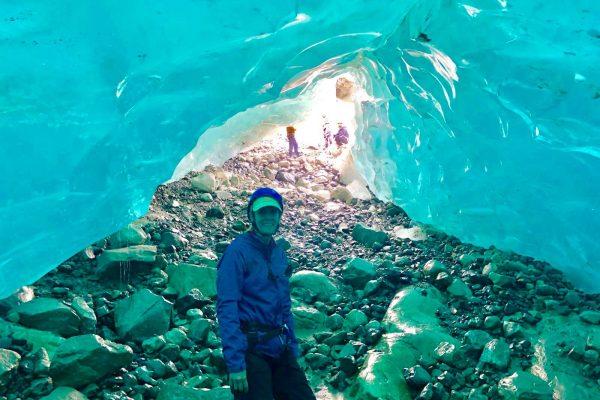 Ice Hiking Adventure Alaska 9