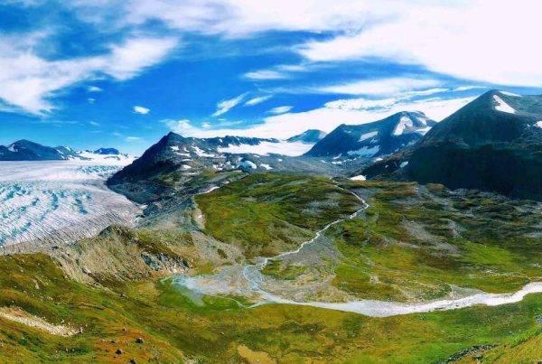 Kenai Mountains Glaciers Base Camp Kenai Backcountry Adventures_3362